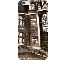 varndean courtyard iPhone Case/Skin