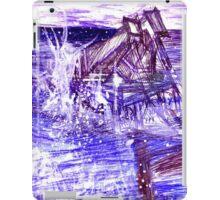 Stormy Brighton iPad Case/Skin