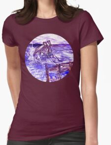 Stormy Brighton Womens Fitted T-Shirt