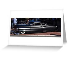 When is a Caddy not a Caddy... Greeting Card