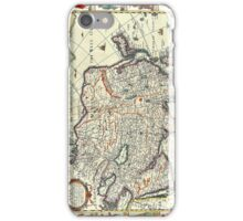 Vintage Map of Asia Circa 1626 iPhone Case/Skin