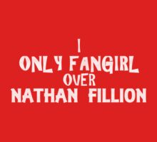 Nathan Fillion Fangirl by Gwright313