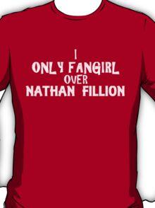 Nathan Fillion Fangirl T-Shirt