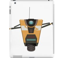 CL4P-TP Bot iPad Case/Skin