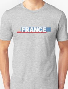 France - textual design T-Shirt