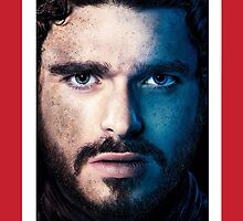 Game of Thrones: Robb Stark - Richard Madden by LemonScheme