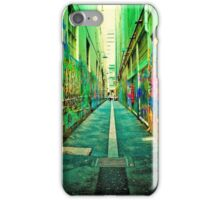 Graffiti color  iPhone Case/Skin