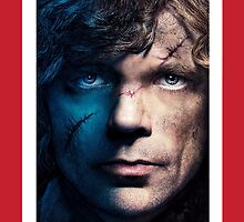 Game of Thrones: Tyrion Lannister - Peter Dinklage by LemonScheme