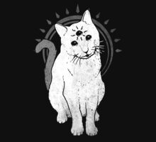 psychic Kitty 2  Kids Tee
