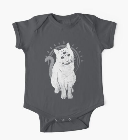 psychic Kitty 2  Kids Clothes