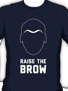 Anthony Davis shirt, Raise the Brow tshirt, NBA New Orleans Pelicans t-shirt, basketball apparel T-Shirt