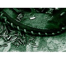 Seeds and Dirt Photographic Print