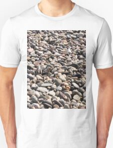 Landscaping and River Bed Stone Unisex T-Shirt
