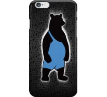 WrestleBear Phone Case iPhone Case/Skin