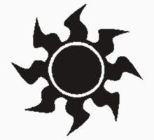 Mana Symbol - Plains by Kiwishes