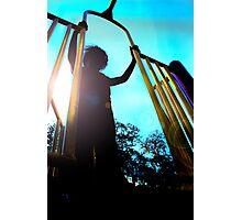 Playground Giant Photographic Print