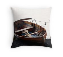 By Derwent water, Keswick Throw Pillow