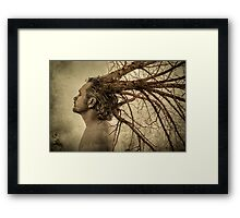 From Earth to Sky Framed Print