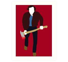 Jack Torrance - The Shining Art Print