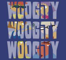 Woogity, Woogity, Woogity by Matt Kroeger