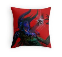 Redbull Throw Pillow
