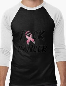 F*CK Breast Cancer T-Shirt