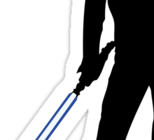 Jedi-Bride Sticker