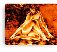 Figurative 11 Canvas Print