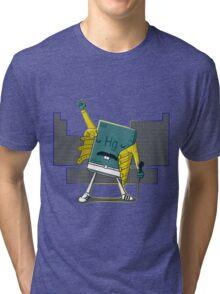 Freddy Mercury [Detailed Version] Tri-blend T-Shirt