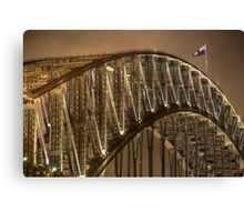Golden Arch Canvas Print