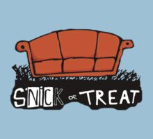 SNICK OR TREAT! by katgnar
