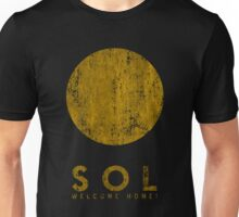 So, who wants to go home? Unisex T-Shirt