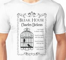 Bleak House by Charles Dickens Unisex T-Shirt