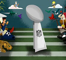 The NFL by Matt Kroeger