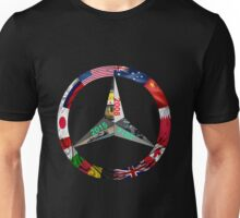 Lewis Hamilton Triple World Champion Unisex T-Shirt