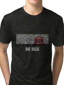 Bad Dalek Tri-blend T-Shirt