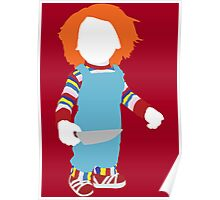 Chucky - Child's Play Poster
