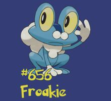 Froakie 656 by Stephen Dwyer