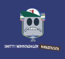 Smitty Werbenjagermanjensen by Matt Kroeger
