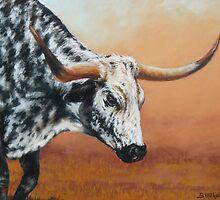 Bulldust by Margaret Stockdale