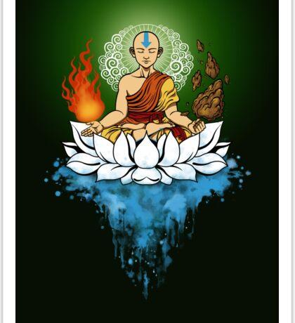 Enlightenment Sticker