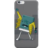 Freddy Mercury [Mendeleev Tribute] iPhone Case/Skin