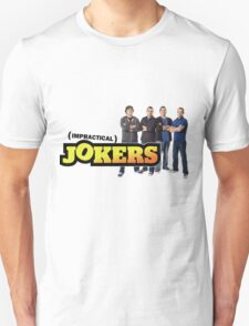 Impractical Jokers Forever Unisex T-Shirt