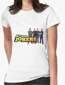 Impractical Jokers Forever Womens Fitted T-Shirt