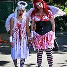 Melbourne Zombie Shuffle by WendyJC