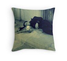 Preludes & Nocturnes Throw Pillow