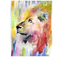 Lion Too Much Poster