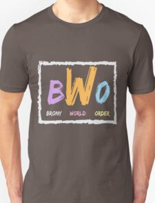 Brony World Order T-Shirt