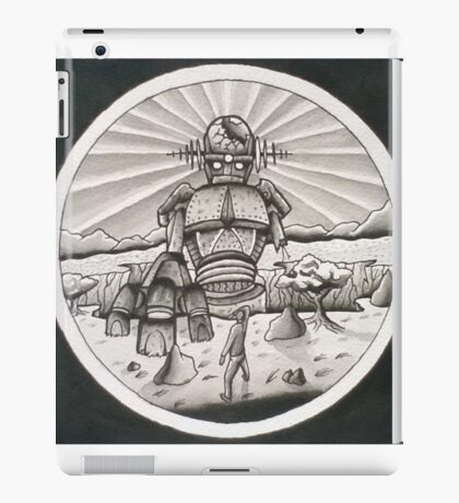 Machine Gods iPad Case/Skin
