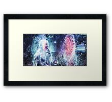 Giants Of The Sun, 2013 Framed Print